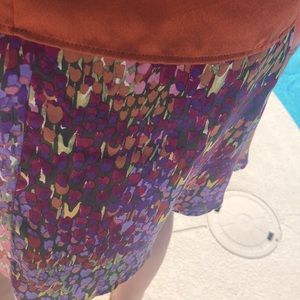 Forever 21 Skirts - Forever 21 multi colored skirt with lining